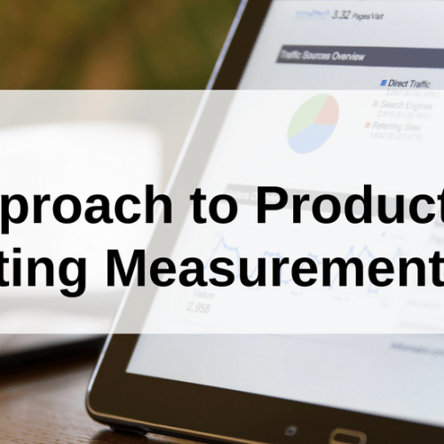 LeSavage: Product Marketing Measurement