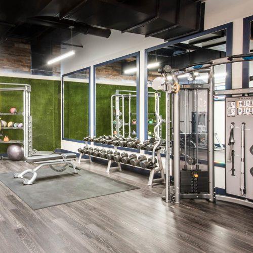 Home Gym Contractor Santa Barbara