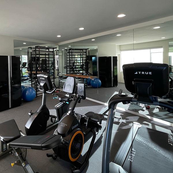 Home Gym Design & Buildout Santa Barbara